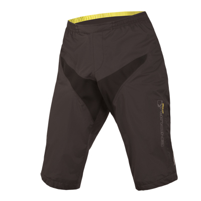 MT500 Waterproof Short II Black