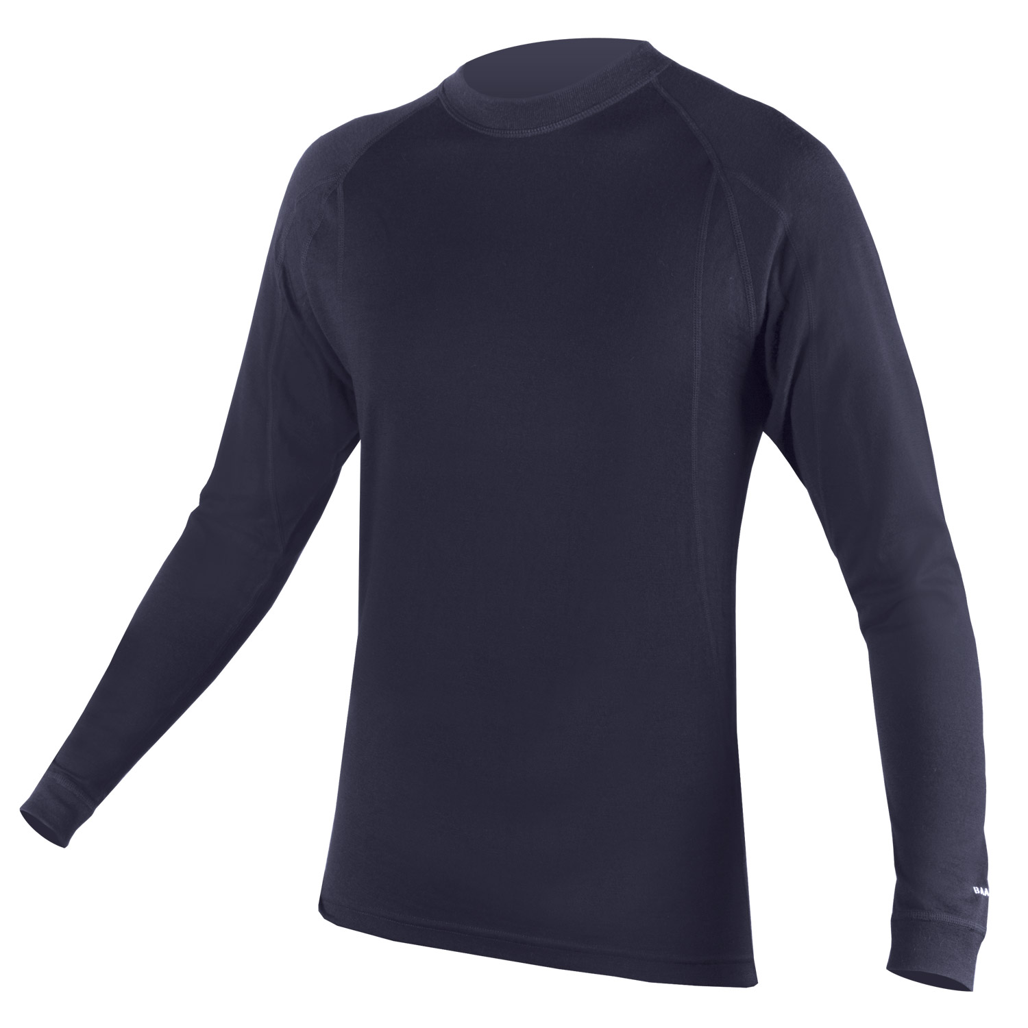 BaaBaa Merino L/S Baselayer Blue