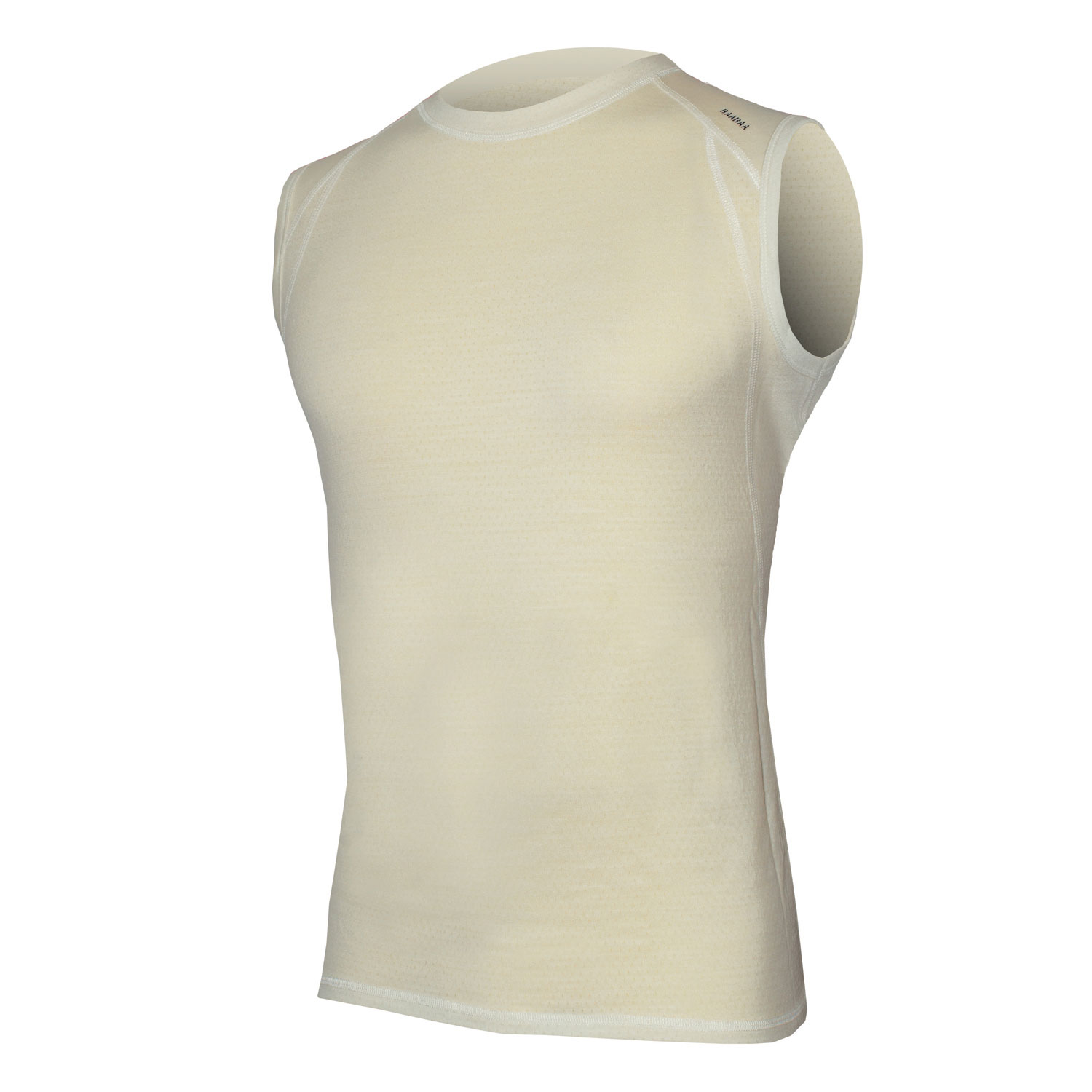 BaaBaa Merino S/L Baselayer White