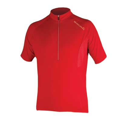 Xtract S/S Jersey Red