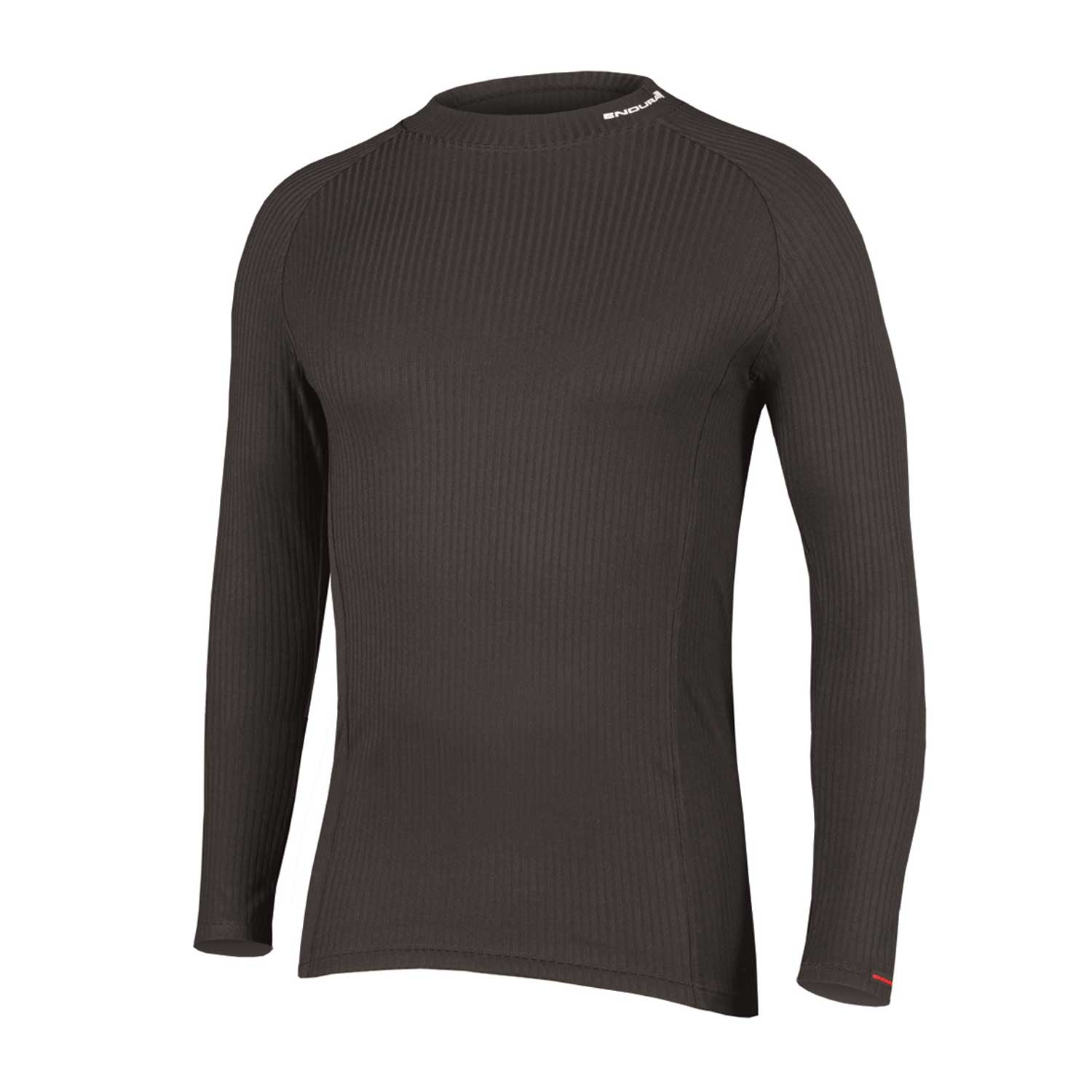 Transrib L/S Baselayer Black