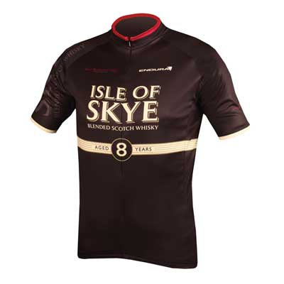 Isle of Skye Whisky Jersey Black