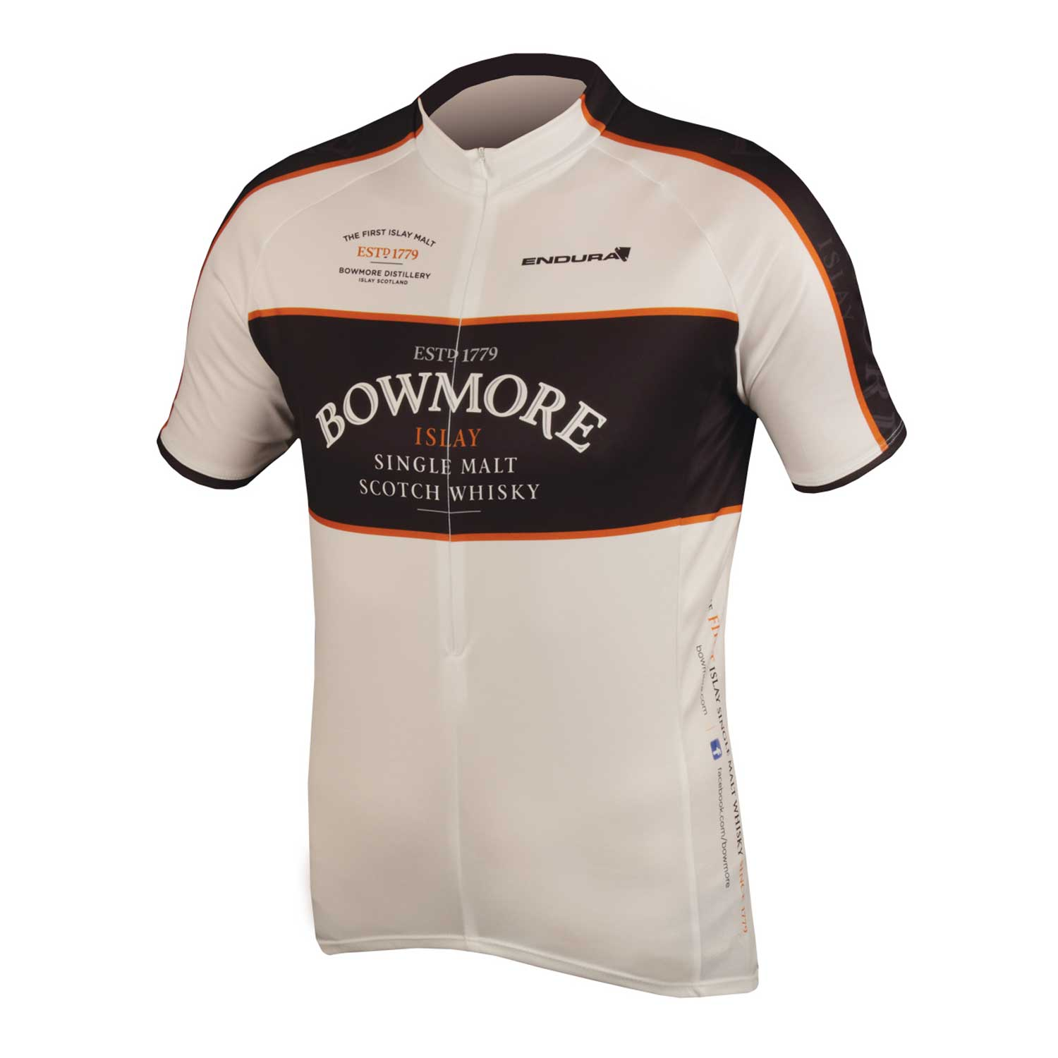 Bowmore Whisky Jersey White