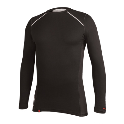 Transmission II L/S Baselayer Black