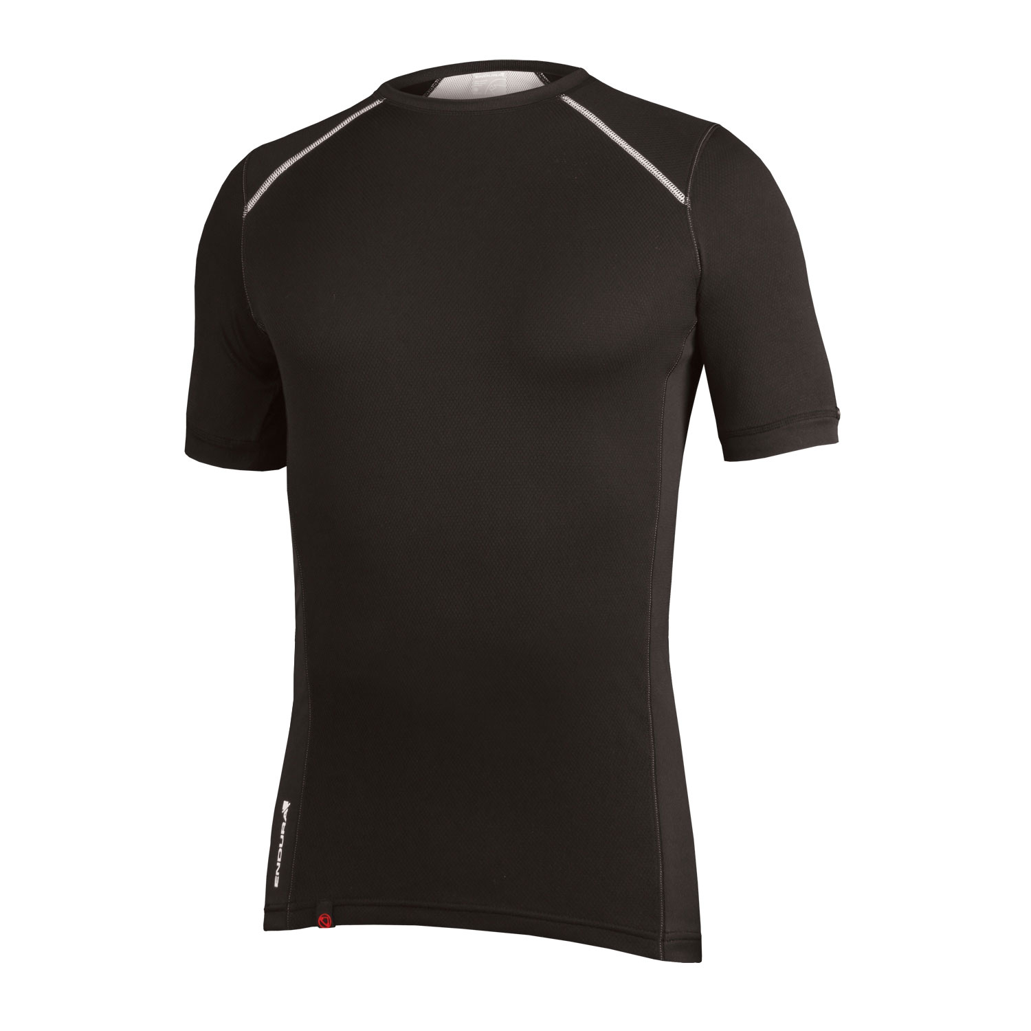 Transmission II S/S Baselayer Black