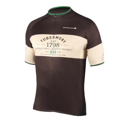 Tobermory Whisky Jersey Black