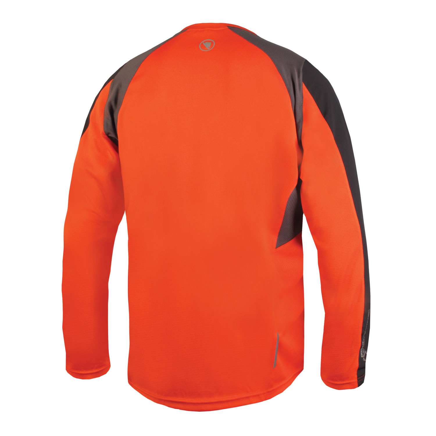 MT500 Burner II L/S Jersey Orange