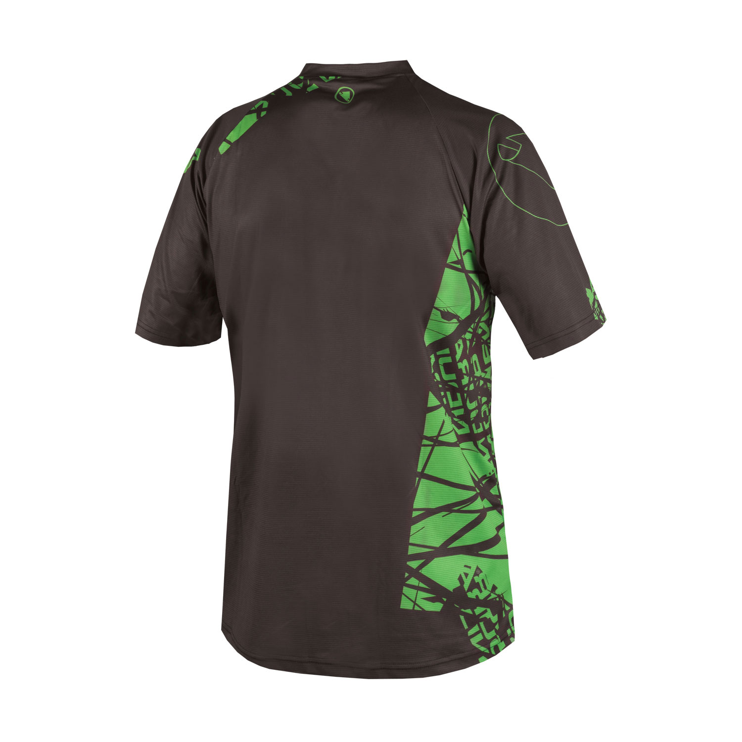 SingleTrack Print T Anthracite