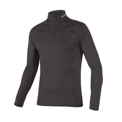 Transrib High Neck Black