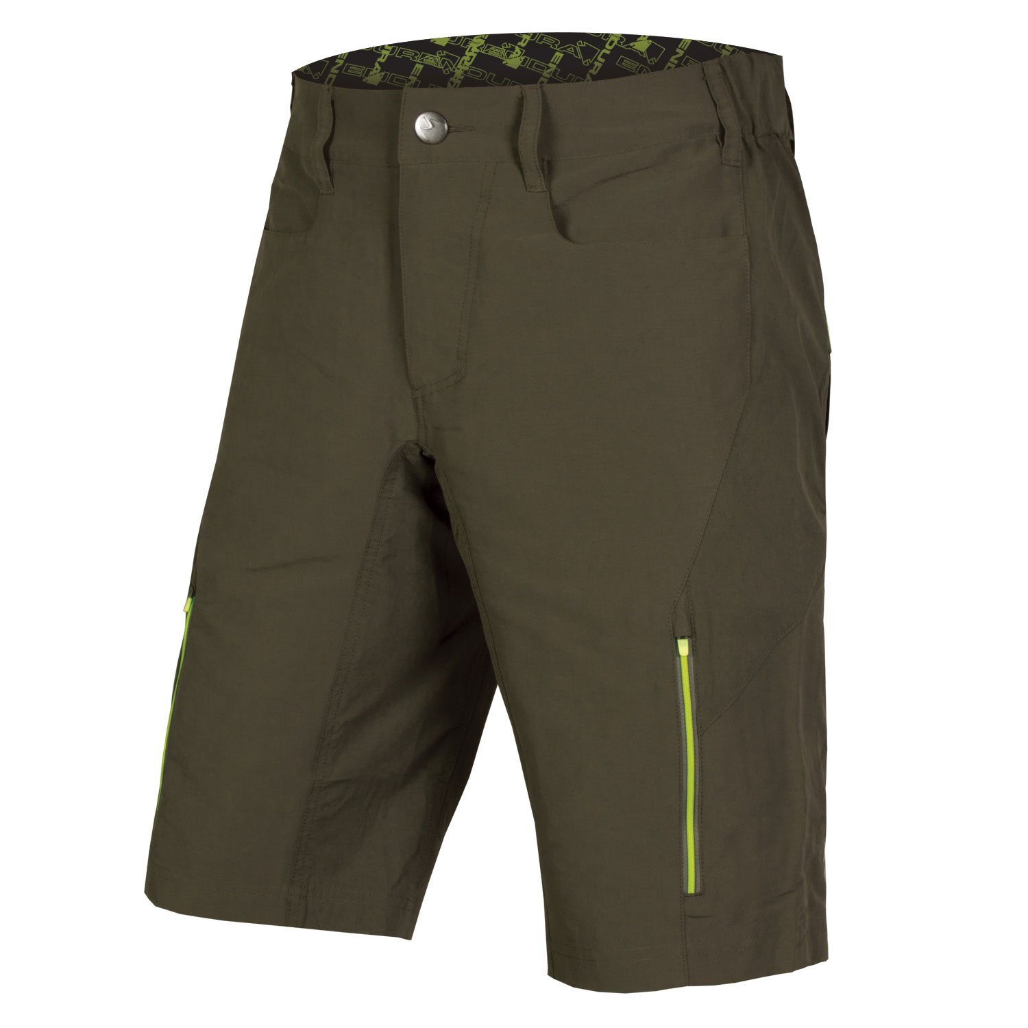 SingleTrack III Short Khaki