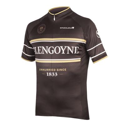 Glengoyne Whisky Jersey Black