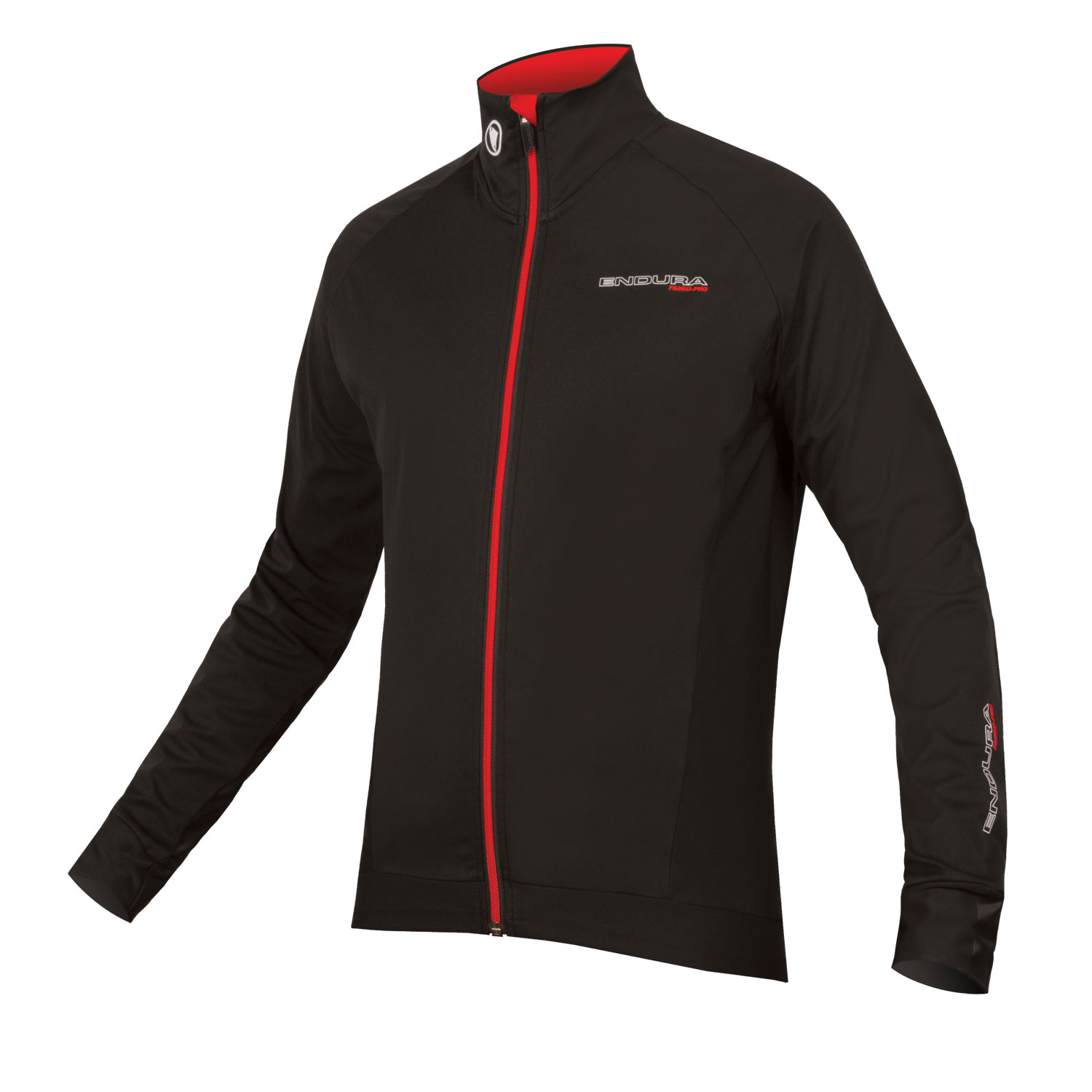 FS260-Pro Jetstream L/S Jersey Black