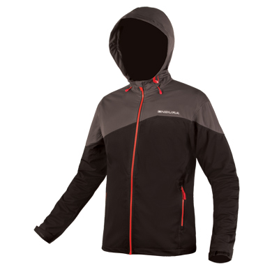SingleTrack Softshell Jacket  Black