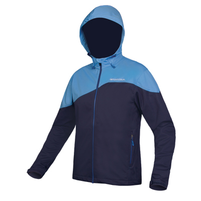 SingleTrack Softshell Jacket  Navy