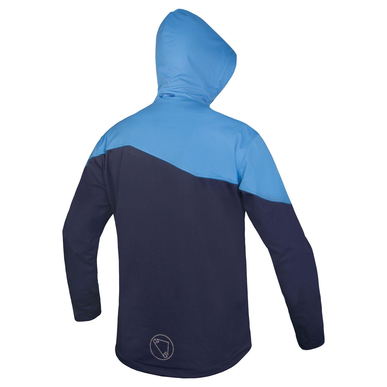 SingleTrack Softshell Jacket  back