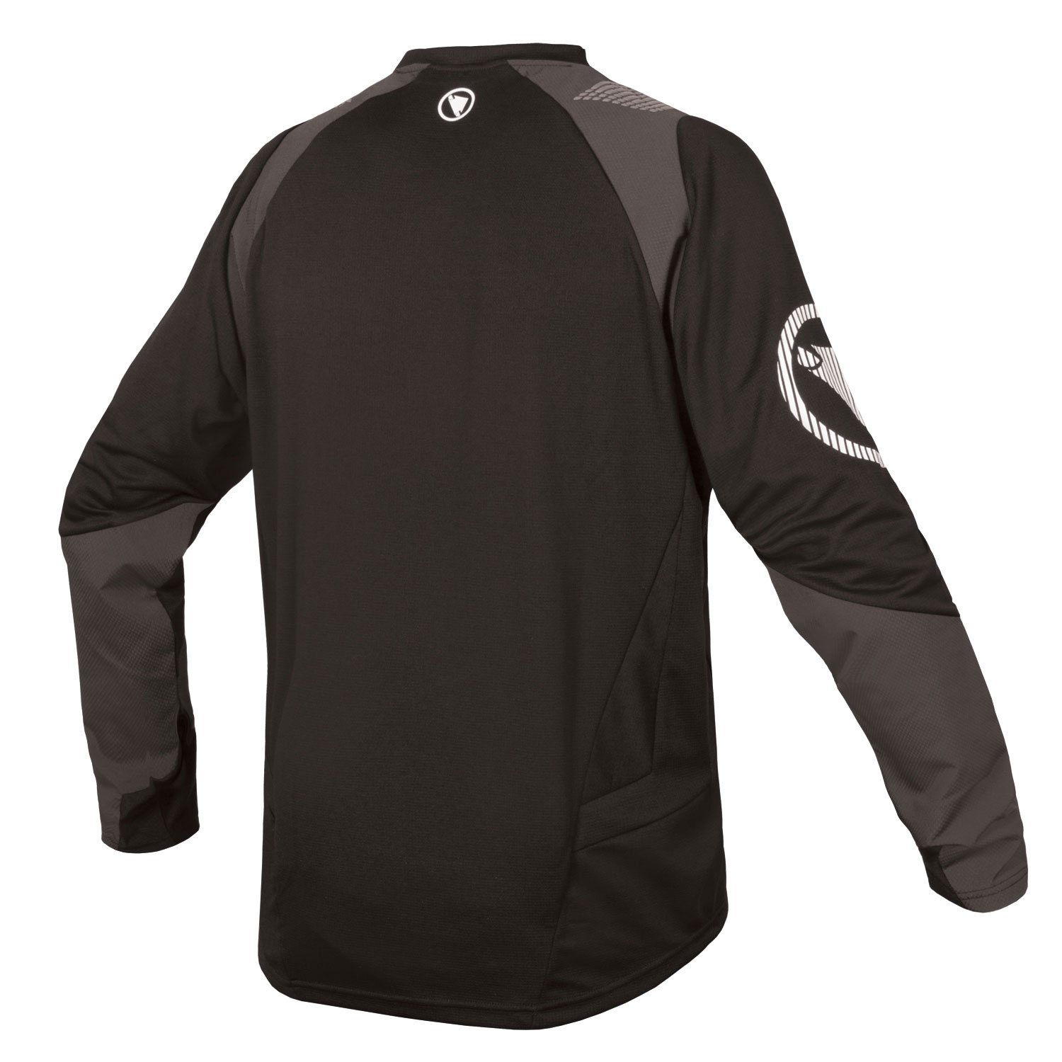 MT500 Burner L/S Jersey  Black