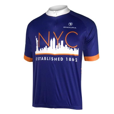 New York City S/S Jersey  Blue