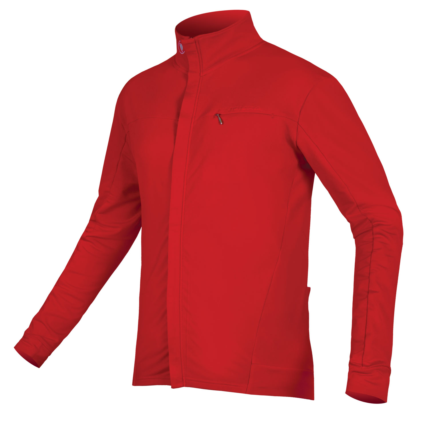 Xtract Roubaix L/S Jersey Red