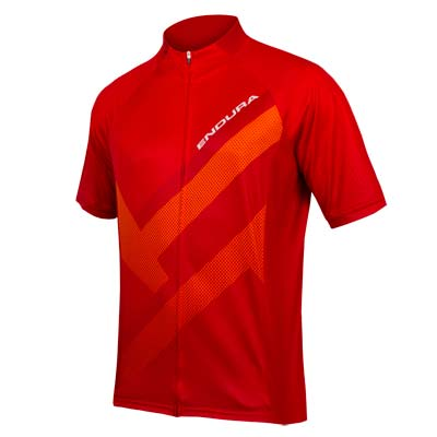 Hummvee Ray Jersey Red