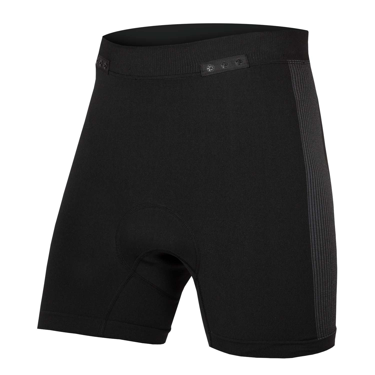 Engineered Padded Boxer with Clickfast Black