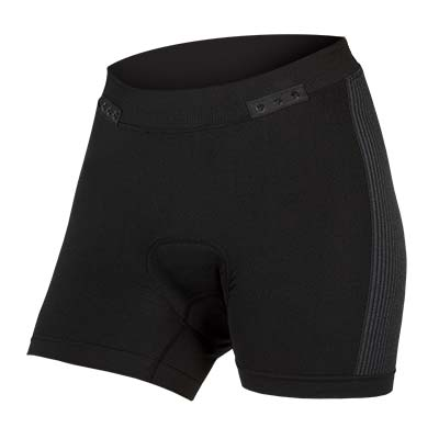 Women's Engineered Padded Boxer with Clickfast