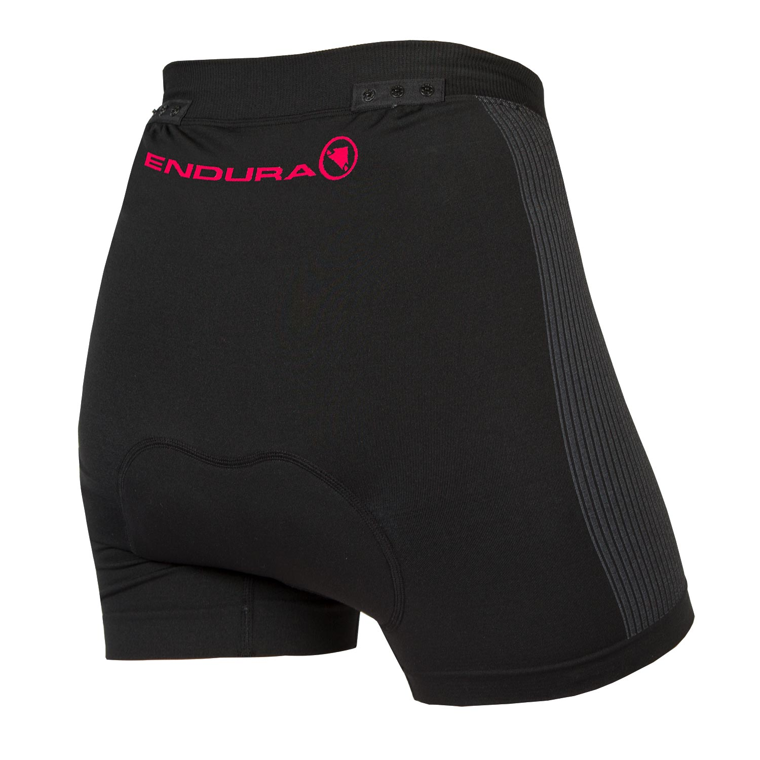 Wms Engineered Padded Boxer with Clickfast Black