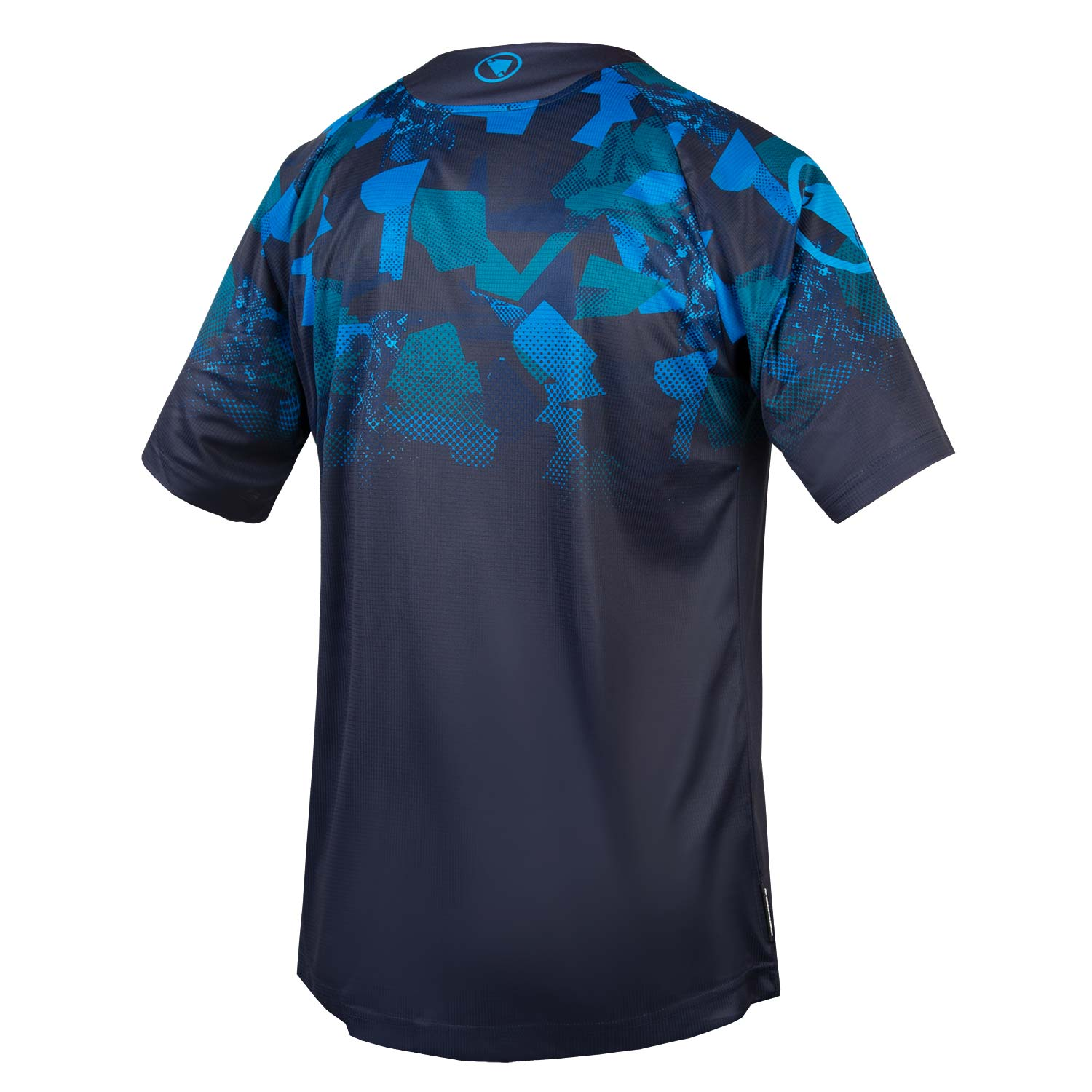 SingleTrack Print T - LTD Navy