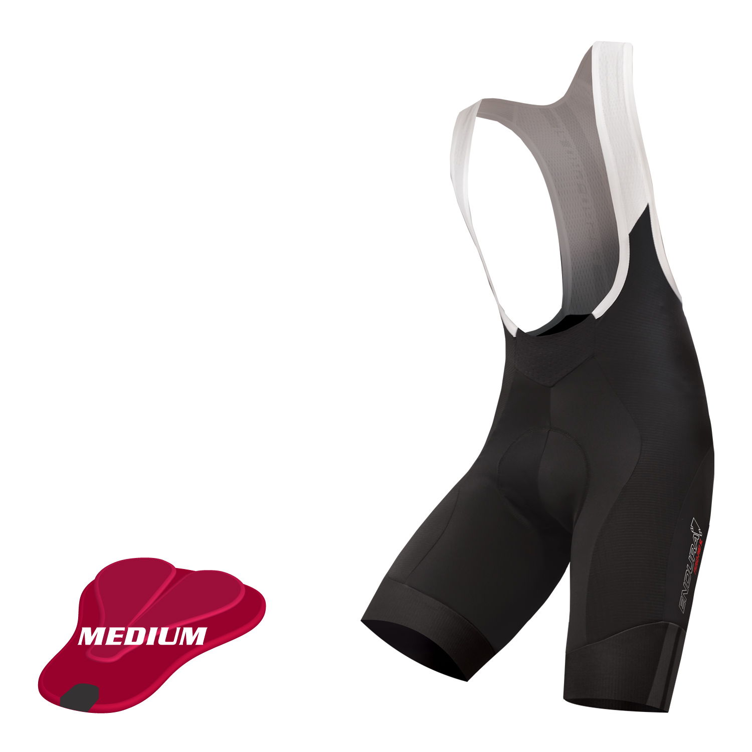 Pro SL Bibshort (medium-pad) Black