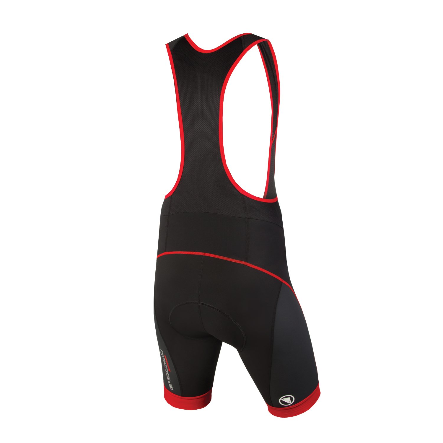 Hyperon II Bibshort Red