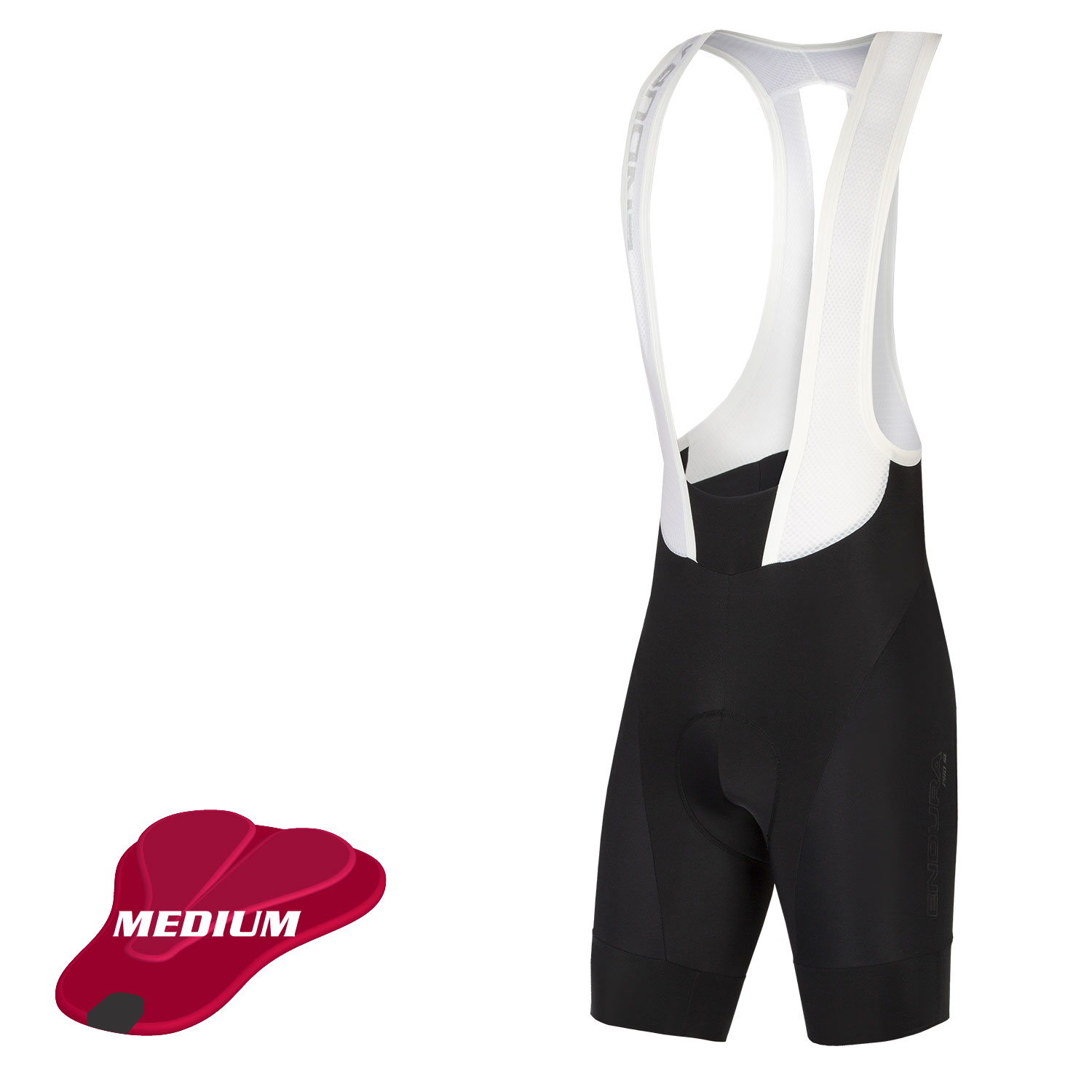 Pro SL Bibshort II Long Leg (medium-pad) Black