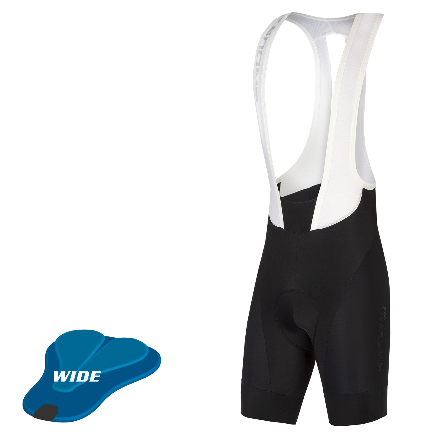 Pro SL Bibshort II Long Leg (wide-pad) Black