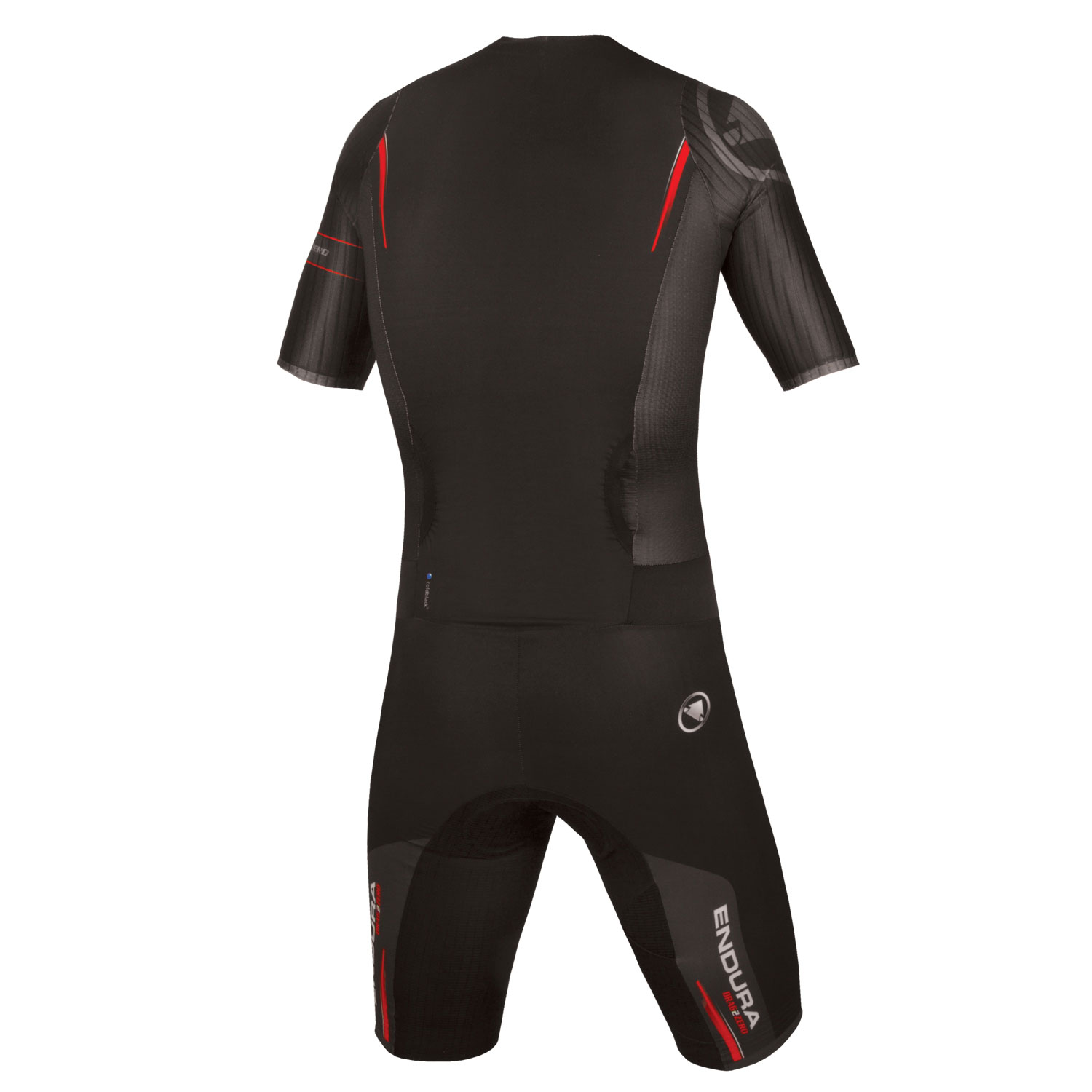 QDC Drag2Zero S/S Tri Suit back