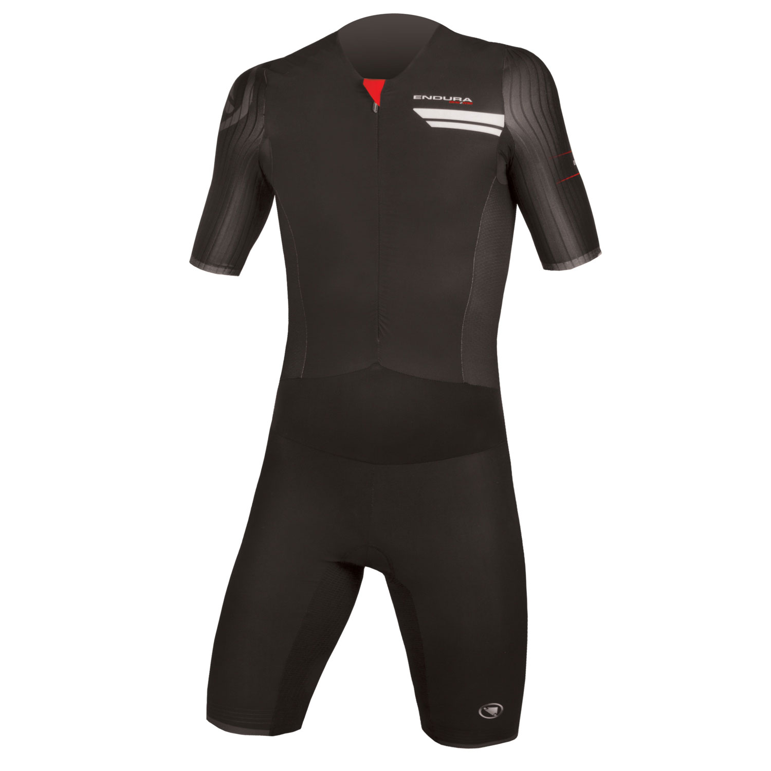 QDC Drag2Zero S/S Tri Suit Black