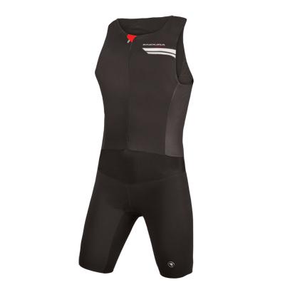 QDC Drag2Zero S/L Lite Tri Suit Black