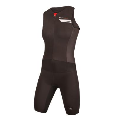 Wms QDC Drag2Zero S/L Lite Tri Suit Black