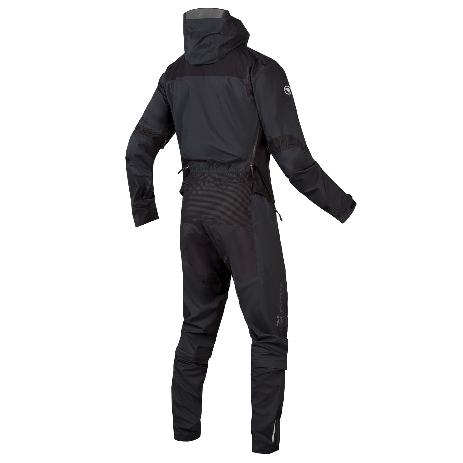 MT500 Waterproof Suit back