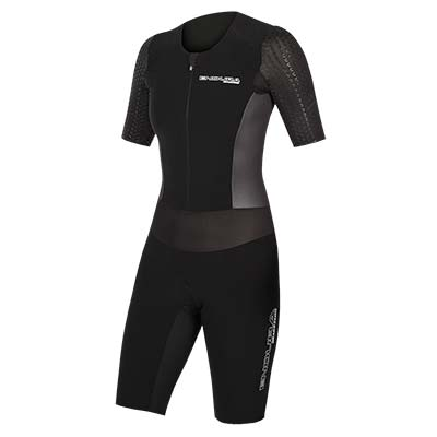 Wms QDC D2Z S/S Tri Suit II with SST