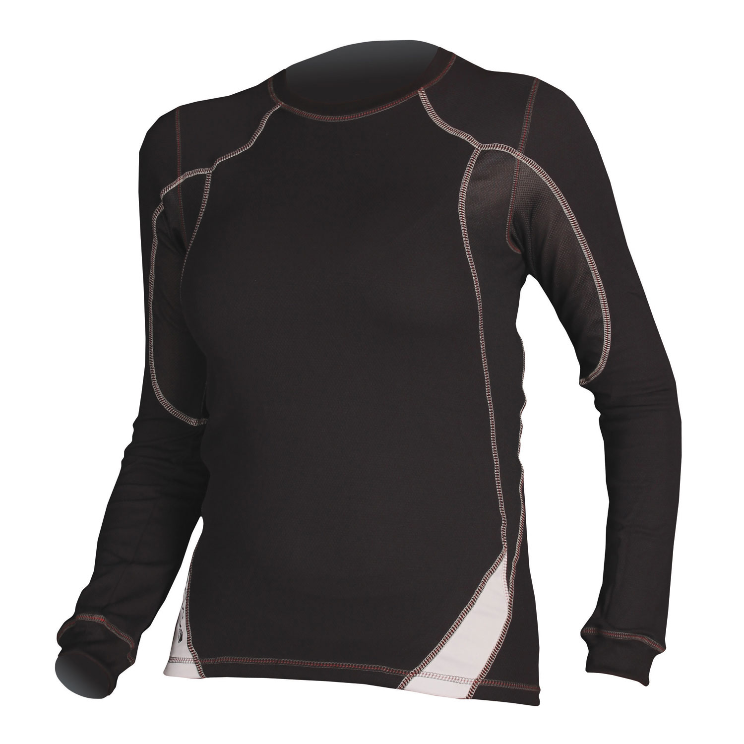 Wms Transmission L/S Baselayer Black