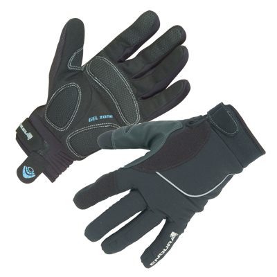 Wms Strike Glove Black/None