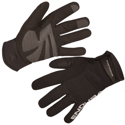 Wms Strike II Glove Black