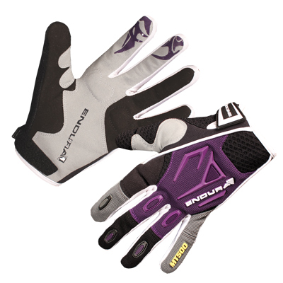 Wms MT500 Glove Purple