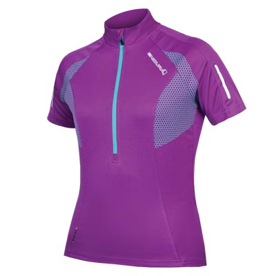Wms Xtract Jersey Lilac