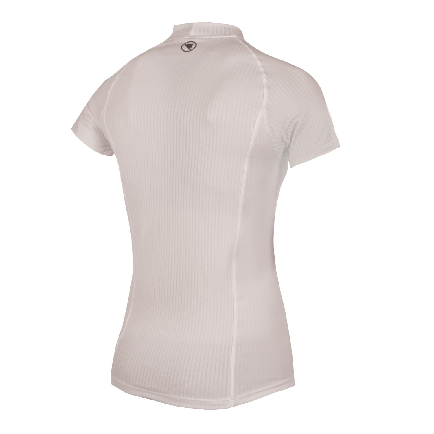 Wms Transrib S/S Baselayer White