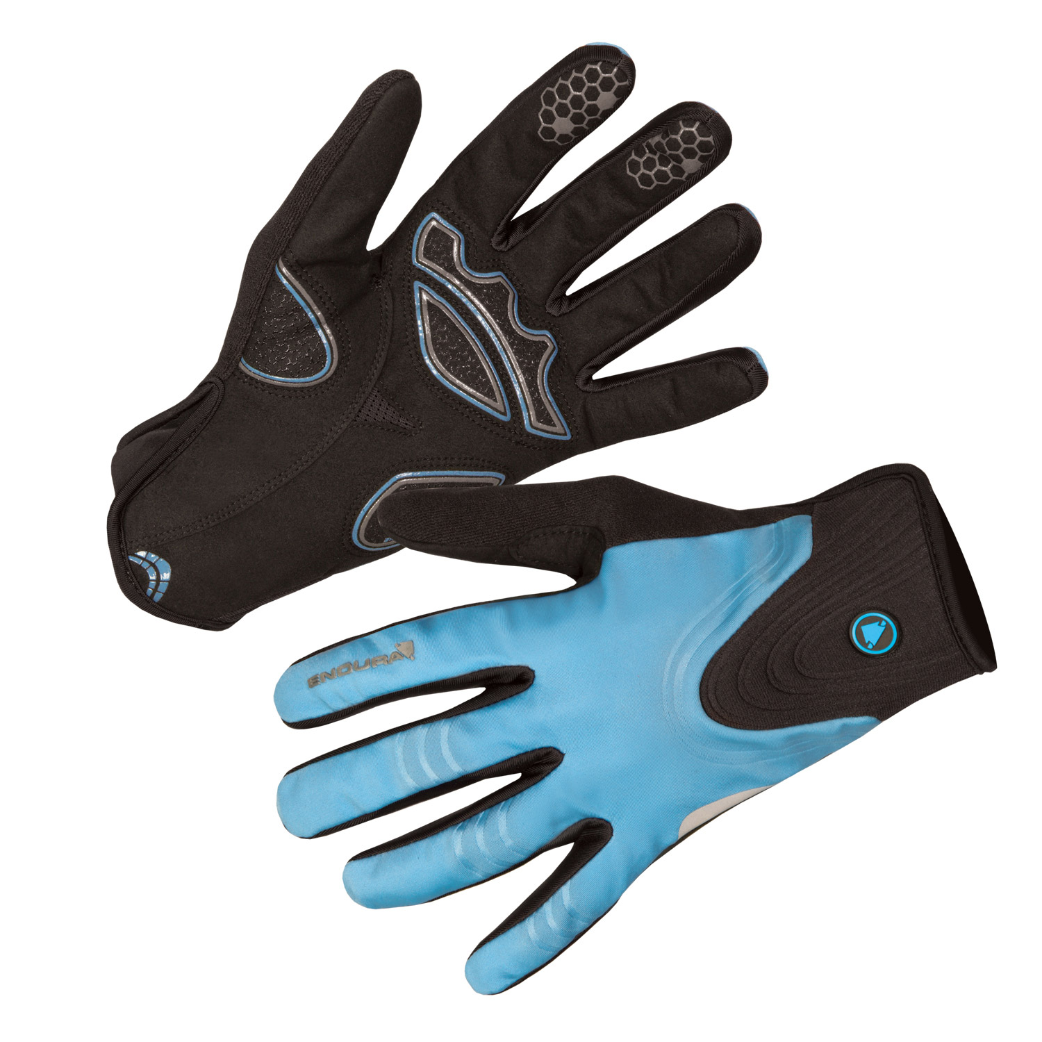 Wms Windchill Glove Ultramarine