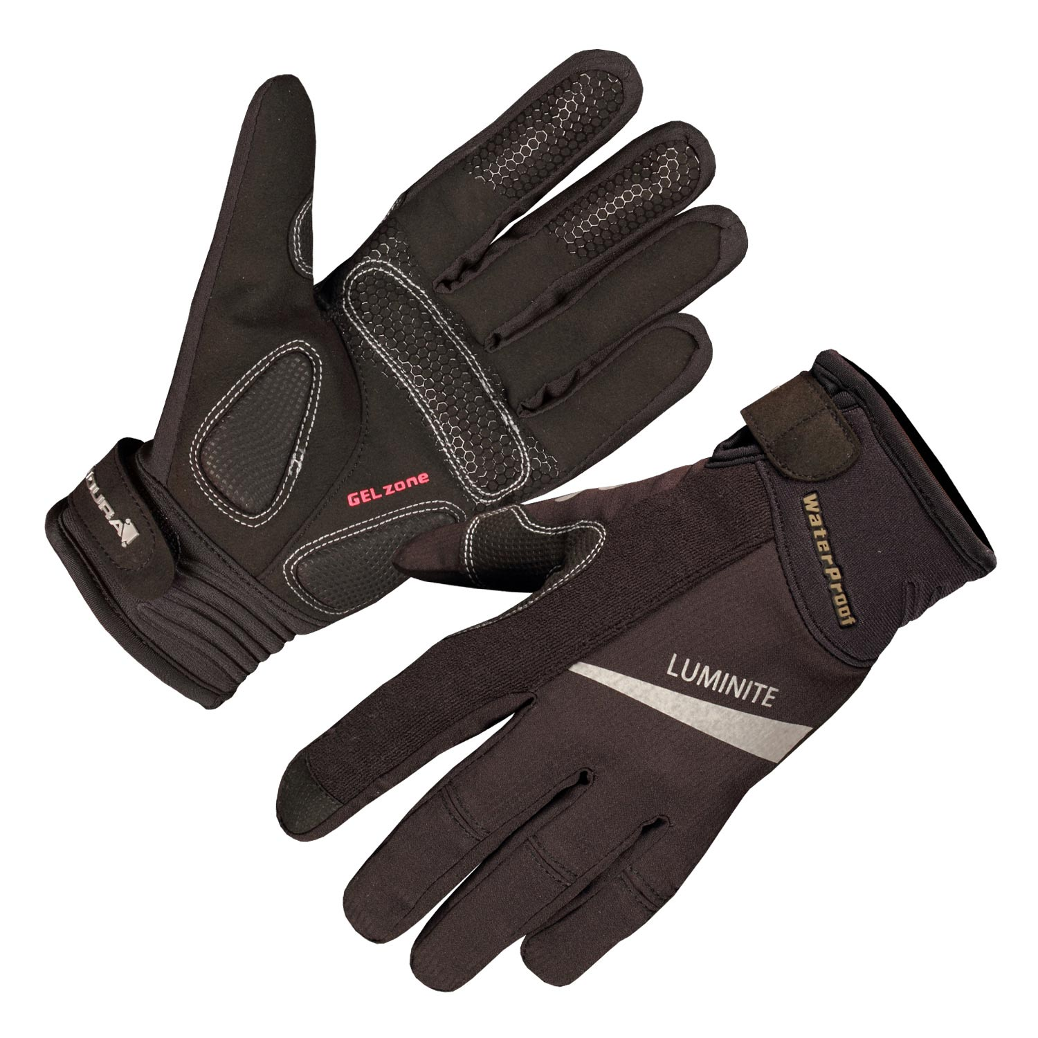 Wms Luminite Glove Black