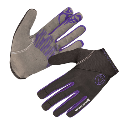 Wms SingleTrack Lite Glove Black