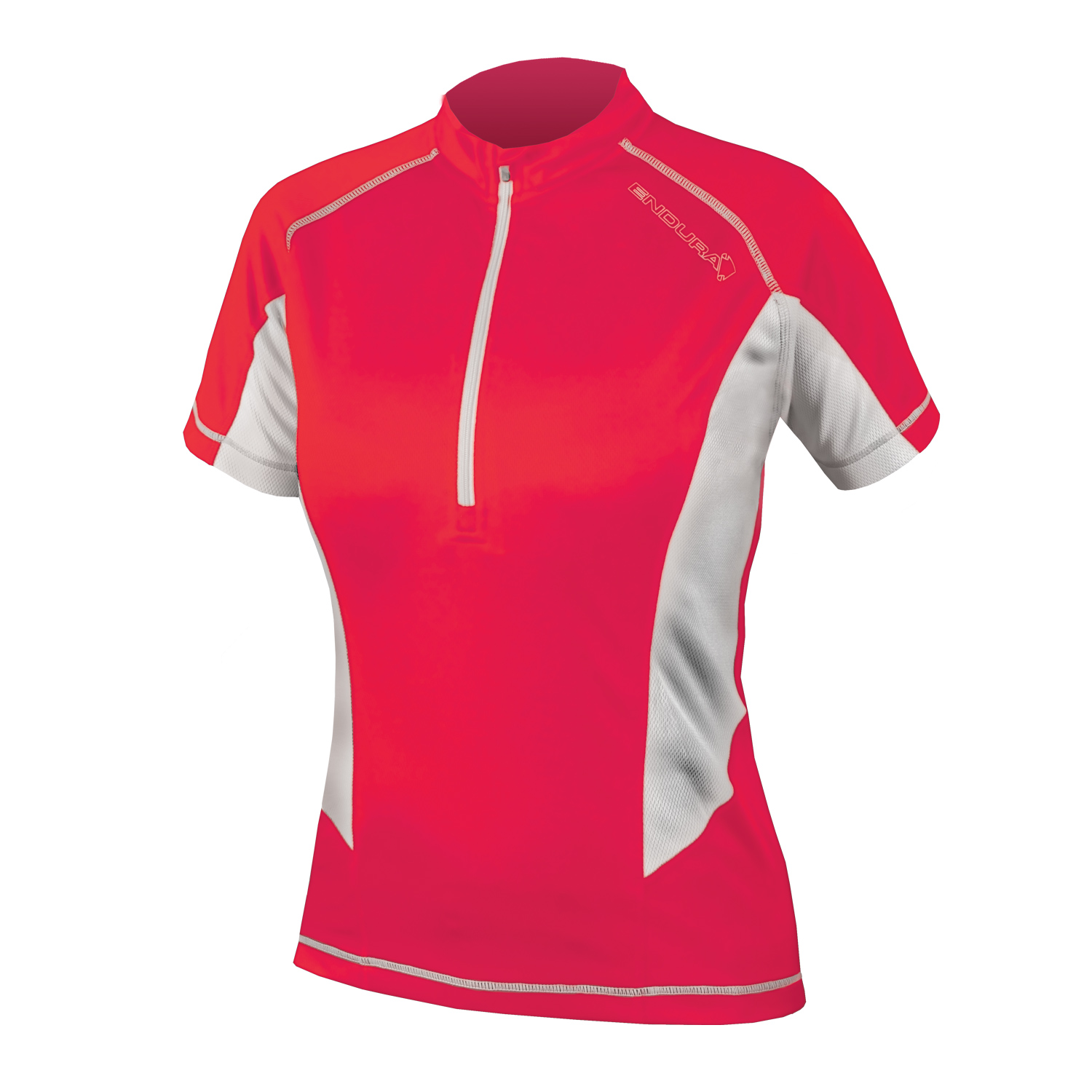 Wms Pulse S/S Jersey Coral