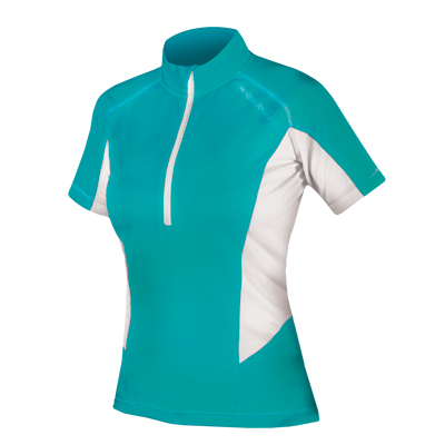 Wms Pulse S/S Jersey Teal