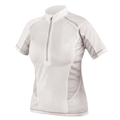 Wms Pulse S/S Jersey White