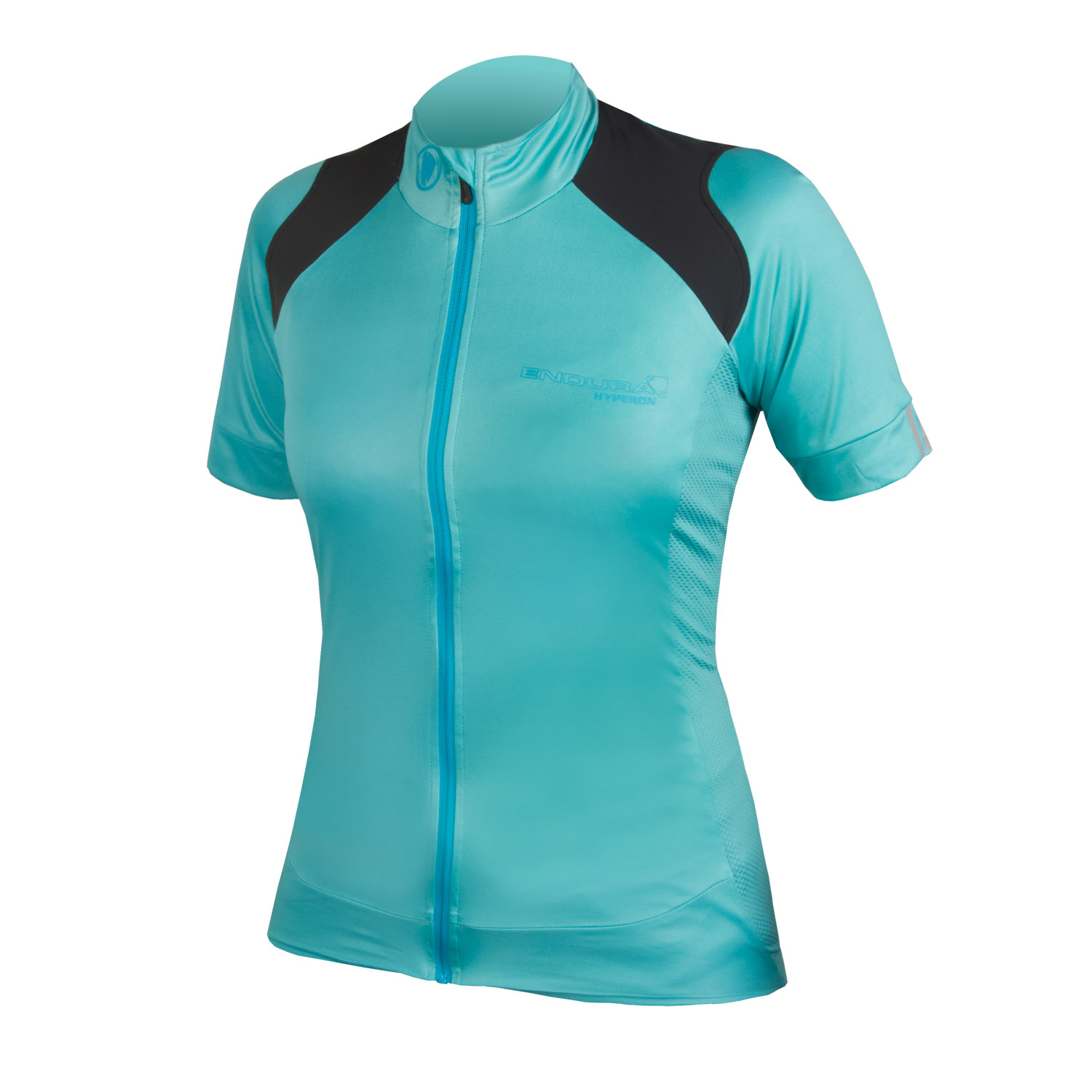 Wms Hyperon S/S Jersey  Turquoise
